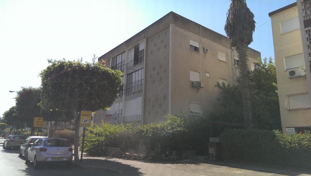 """מצב בניין לפני תמ""""א 38"""