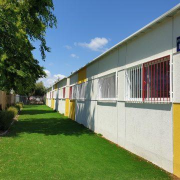 בית הספר, בית יעקב נתיבות משה, חיפה